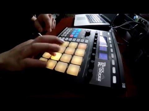 Sucka DJ's (Maschine Routine) #liveremix