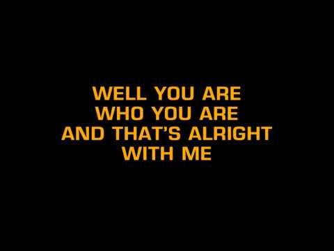 Trace Adkins - Rough & Ready (Karaoke)