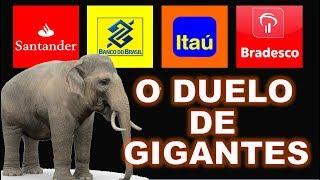 Qual Ação Comprar? Bradesco, Itaú, Santander ou Banco do Brasil?