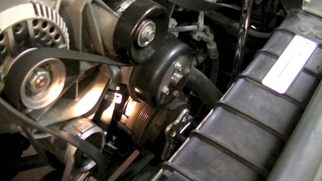 2006 Ford Explorer 40 46 V6 Harmonic Balancer