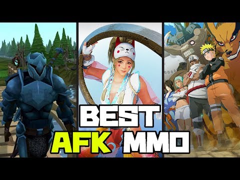 TOP TEN AFK MMO
