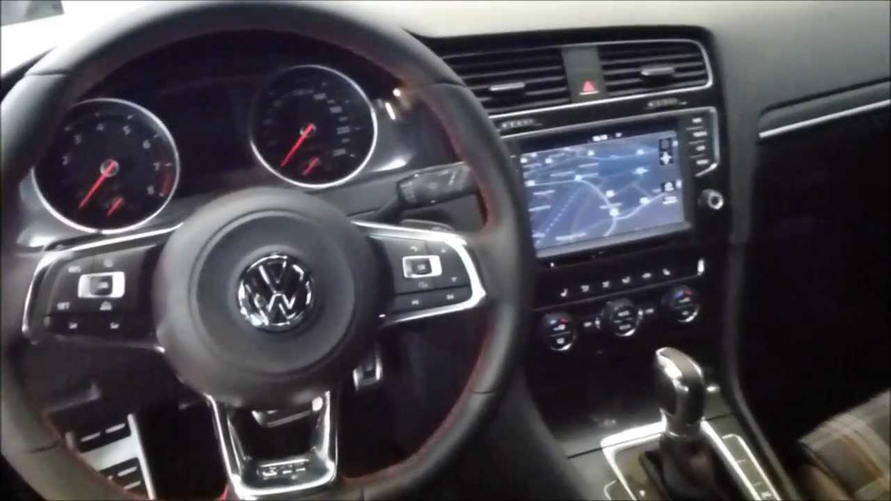 2013 VW Golf GTI VII(7) 2.0 R4 Turbo 220 Hp 246 Km/h 153 ...