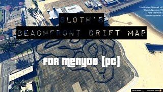 GTA V Mods: Making a Drift Map [Menyoo]