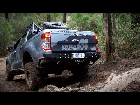 Ford Ranger Build by UNEEK 4X4
