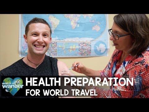 Health Preparation for World Travel