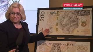 Odświeżony banknot 200 zł oraz nowy 500 zł (Gospodarka)