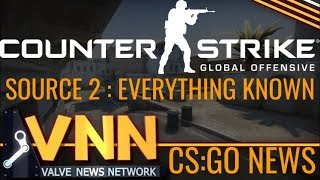 CS:GO on Source 2 - Everything Known
