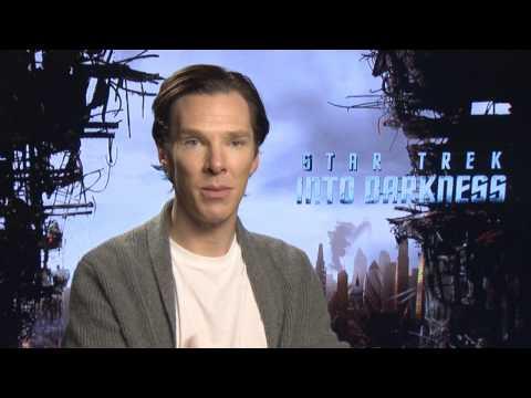 Benedict Cumerbatch Shout Out