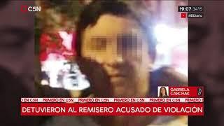 Detuvieron al remisero acusado de violar a una nena de 14 años en Quilmes