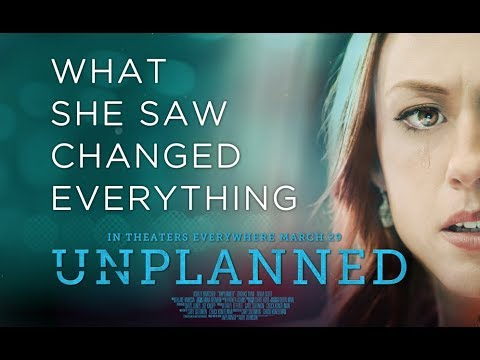 """Unplanned"" movie interview with Live Action"