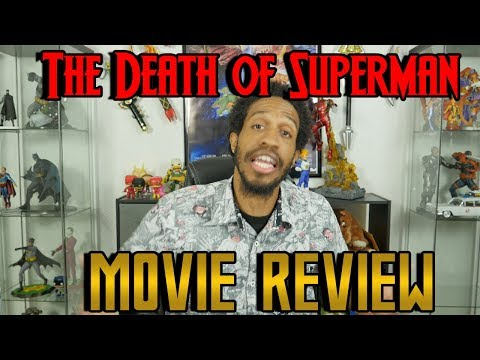 The Death of Superman Movie Review