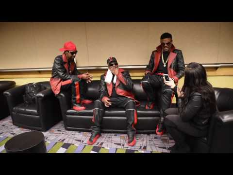 Jodeci And Friends At Arie Crown Theater