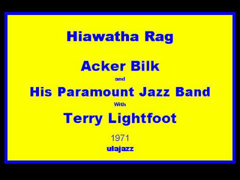 Acker Bilk PJB w/ Terry Lightfoot 1959 Hiawatha Rag