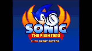 "Sonic the Fighters Soundtrack ""Flying Carpet ~ Back to Soul"" Amy"