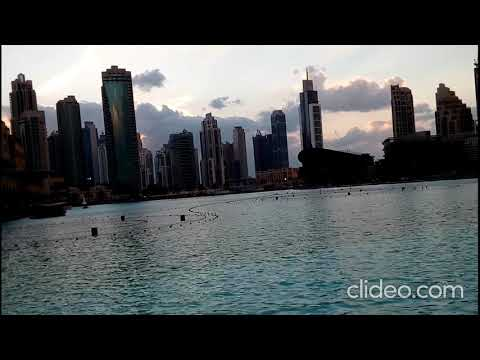 DUBAI MALL | DUBAI FOUNTAIN | FERRARI WORLD ABU DHABI UAE