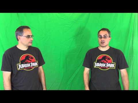 Green Screen Test BrickTsar asks BrickTsar about Jurassic World