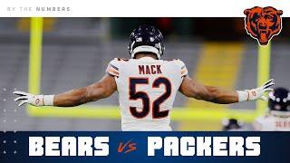 By The Numbers   Bears vs Packers: Week 6   Chicago Bears