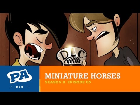 Miniature Horses - DLC Podcast Show, Season 8, Episode 05