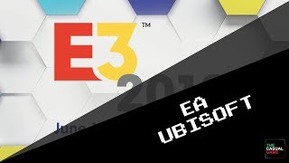 Pareri e3 2018 #08 | EA - Ubisoft