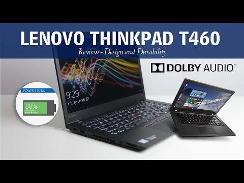 Laptop - Lenovo ThinkPad T460 (Review) - YouTube