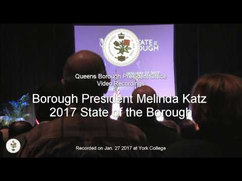 2017 State of the Borough