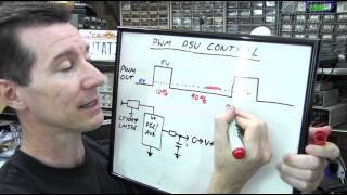 EEVblog #225 - Lab Power Supply Design Part 4 - PWM Control