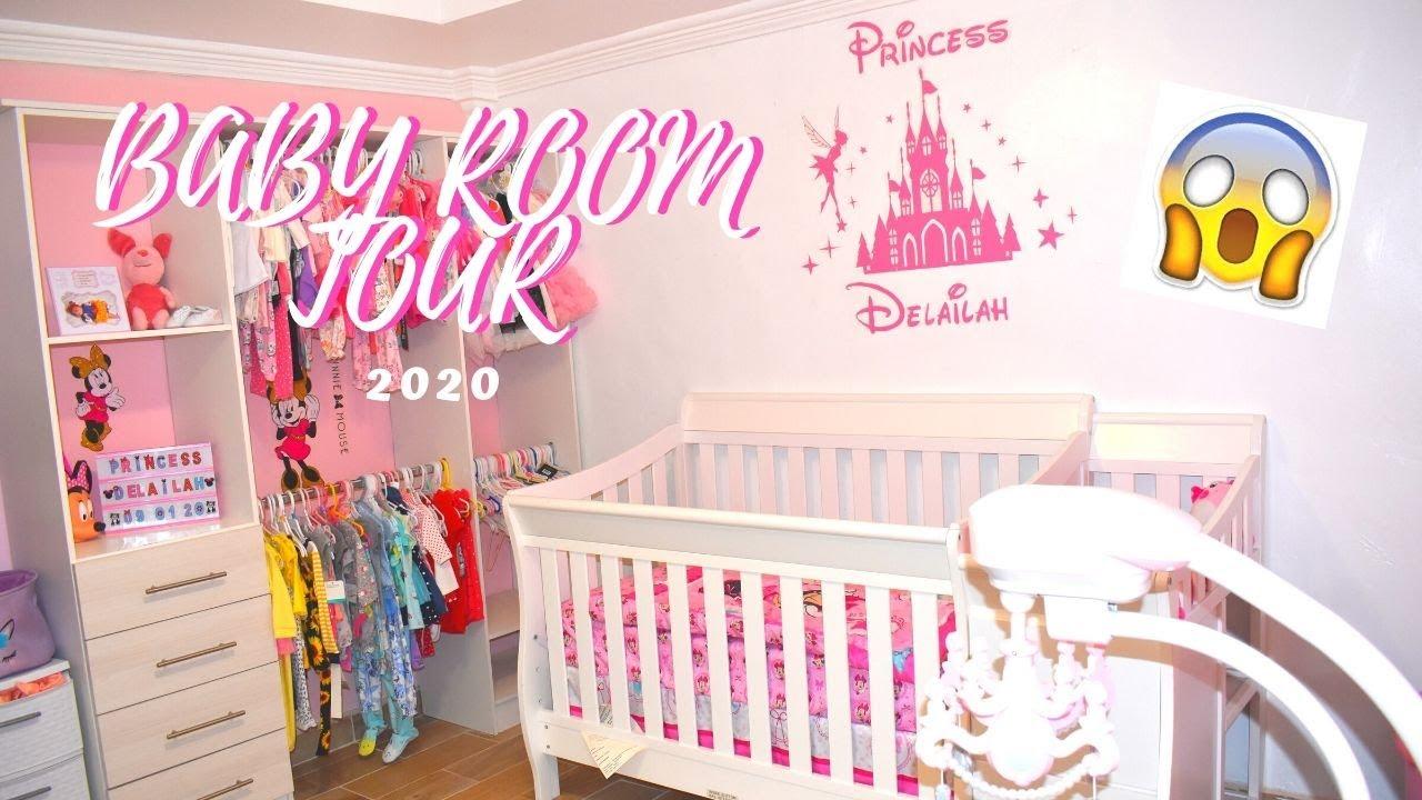 Baby Room Tour 2020 😍 - IDEAS!  Que Cambio, Como me organizo ahora que ya nacio mi nena?