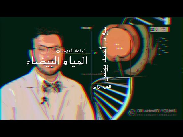 المياه البيضاء ج٤: مع د. أحمد يونس