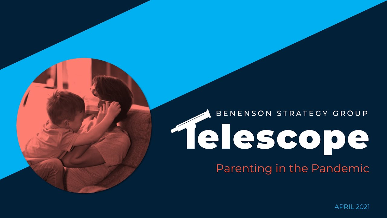 The BSG Telescope: Parenting in the Pandemic