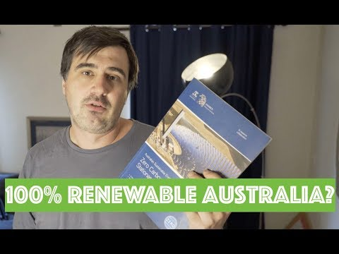 100% Renewable Australia - Is it possible? - The Road to Sustainability