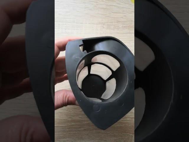 Akkumulátoros porszívó szűrő PORMEH304