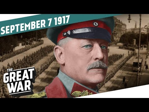 Attempted Military Coup in Russia - The Kornilov Affair I THE GREAT WAR Week 163