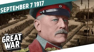 The Fall of Riga - 11th Battle of the Isonzo River I THE GREAT WAR Week 163