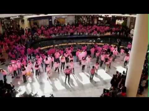 Anti Bullying Flash Mob Aberdeen Center Part 2  BoogalooAcademycom