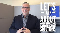 What's up with AMS - Alternative Mortgage Solutions