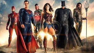 Супер герои DC объединяются
