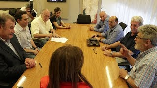 Otros tres gremios firmaron el acuerdo salarial con la Provincia