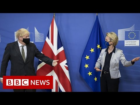 Brexit: Is the EU treating the UK differently? - BBC News