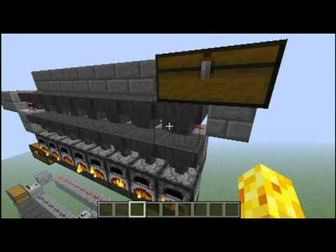 minecraft how to make automatic gate