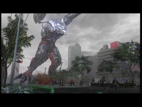 Earth Defense Force 2017 Mission 50 Inferno Difficulty
