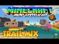 Minecraft Mods: Trail Mix (Una droga muy rara xD) [Forge][1.6.4]