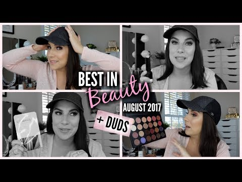 BEST IN BEAUTY + 3 DUDS | August 2017 thumbnail