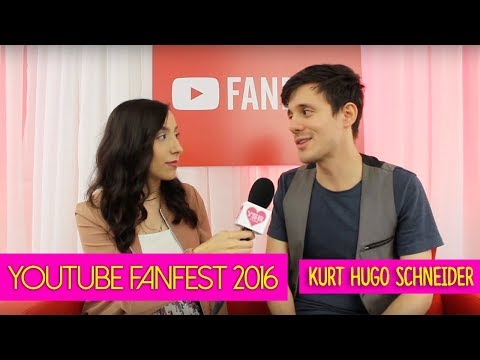 Kurt Hugo Schneider On His Citizen Four Collaboration | YouTube FanFest Toronto