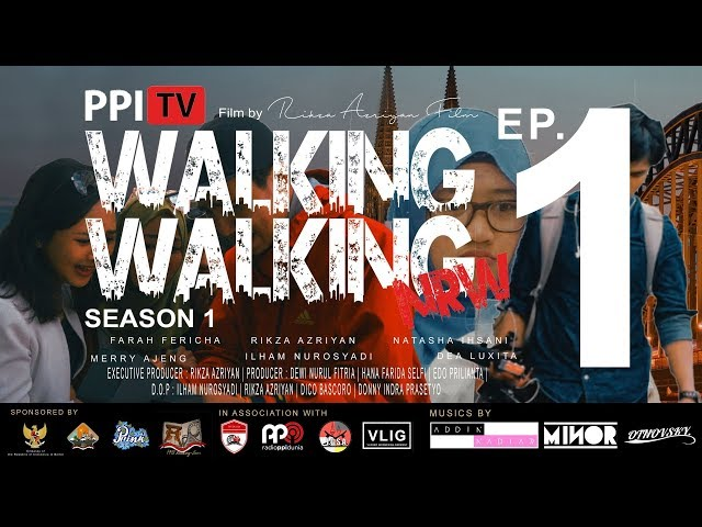 [FUN] WALKINGWALKING, The Beginning. Ses. 1 Ep. 1