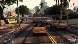 GTA V: Driving Gameplay