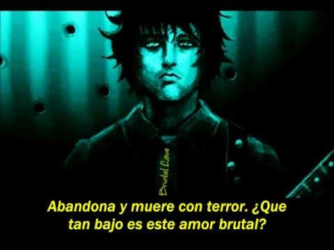 "Green Day ""Brutal Love"" Subtítulos en Español/Lyrics."