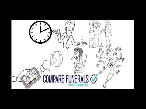 Compare Funerals - Expo promo