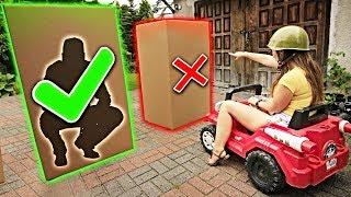 NIE WJEDŹ W ZŁEGO MYSTERY BOXA !! *POPŁAKAŁA SIĘ*