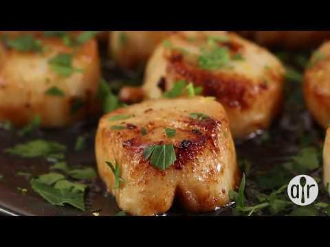 How to Make Easy Garlic-Lemon Scallops | Dinner Recipes | Allrecipes.com