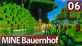MINE Bauernhof #6 ► REISE WEISE ► Lets Play Minecraft Life In The Woods